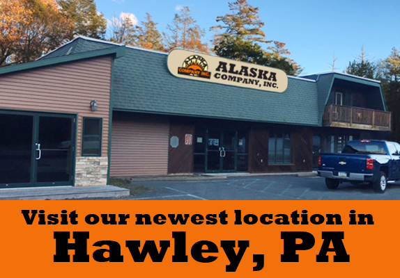 Alaska new location Hawley
