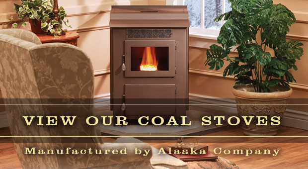 Alaska Company Coal Stoves