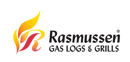 rasmussen gas log logo